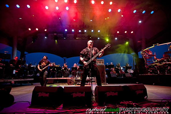 Rage & Lingua Mortis Orchestra - Rock Hard Festival 2010 - rhf2010