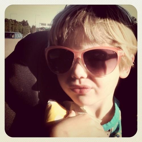 summer kid