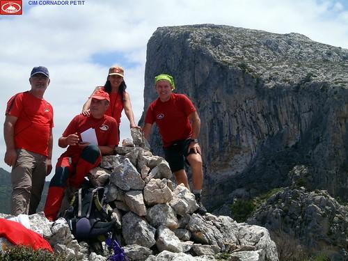 CIM DEL CORNADOR PETIT DE 807 m.