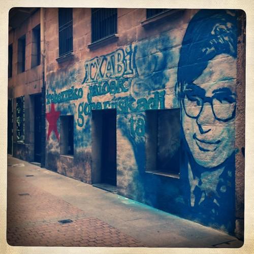 <span>bilbao</span>Por la calle.<br><br><p class='tag'>tag:<br/>luoghi | bilbao | </p>