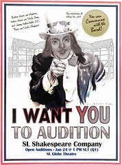 SLSC Uncle Shakes Wants You To Audition