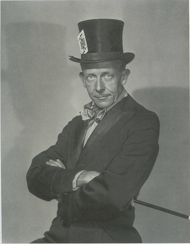 William Mortensen, Mad Hatter