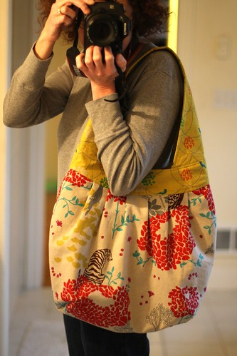 Sewing Pattern Review The Birdie Sling By Amy Butler