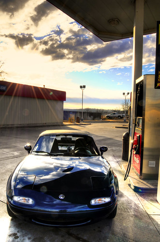 Fuel Stop HDR