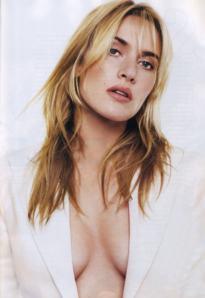 kate winslet breast