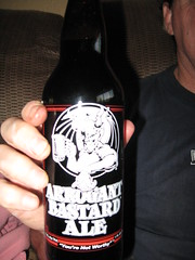 Arrogant Bastard Ale of course