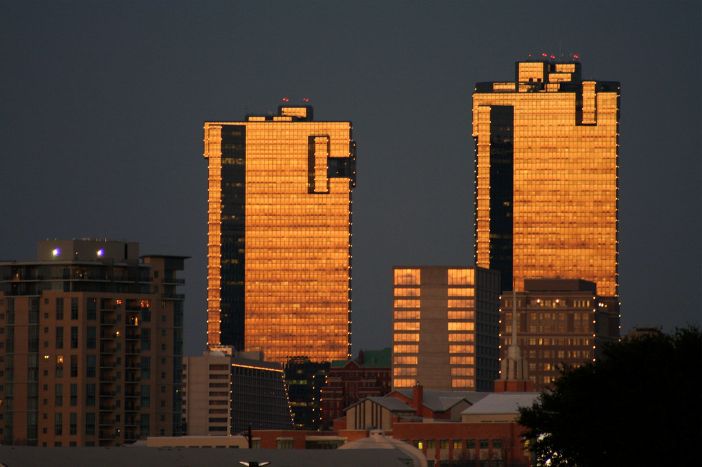Fort Worth in Gold
