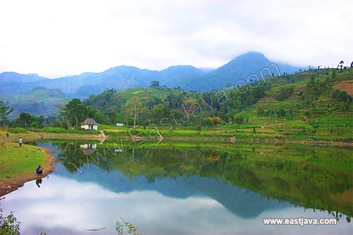 Wahyu Lake - Magetan - East Java
