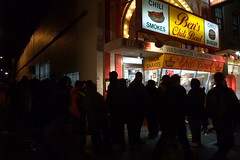 Ben's Chili Bowl, night of Inauguration Day (KCIvey) Tags: night washingtondc dc dcist inauguration inaugurationday ustreet presidentialinauguration benschilibowl inauguration2009 inaugurationday2009 inaug09 presidentialinauguration2009