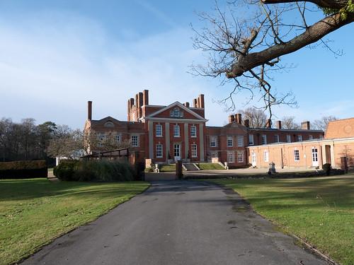 Semaine à Eversley dans le Hampshire (UK)