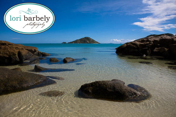 Lori Barbely travel photographer Lizard Island Australia