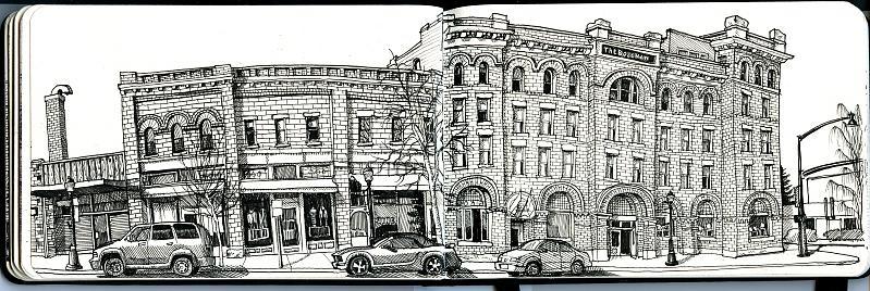 Bozeman main street # 13