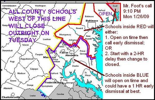 School call 1-26-09