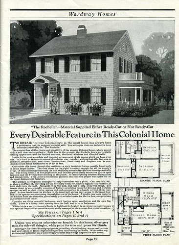 Flickriver Photoset 1925 Wardway Homes Kit Houses From