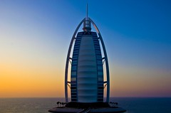 Burj Al Arab Hotel (george paris (busy: on/off again)) Tags: dubai uae middleeast burjalarab jumeirah arabiangulf jumeirahbeach platinumphoto nikond90