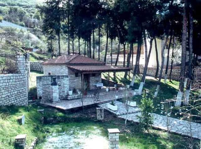 Δυτική Ελλάδα - Αιτωλοακαρνανία - Δήμος Θέρμου Το σπίτι που γεννήθηκε ο Αγιος Κοσμάς ο Αιτωλός, Μέγα Δένδρο