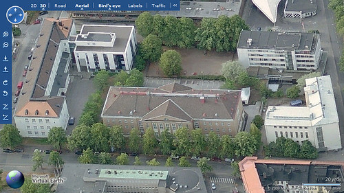 My third school (Etu-Töölön lukio, years 10-12)