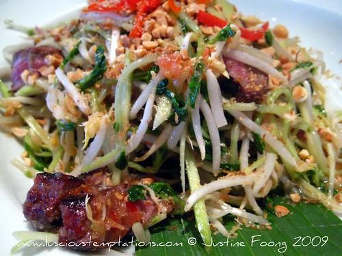 Thai Beef Salad - Delicious, Kuala Lumpur