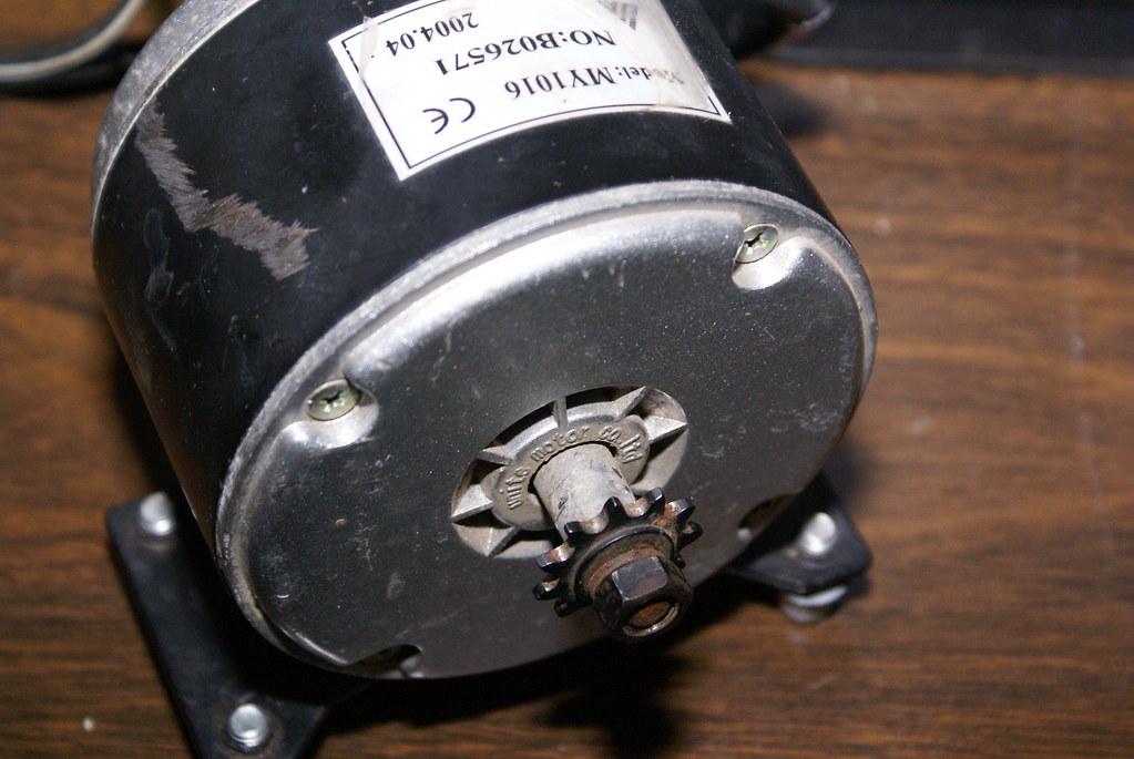 children's motorcycle motor