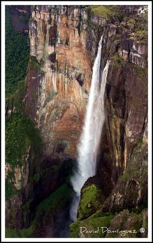 Salto Angel, Angel Falls, Kerepakupai Merú