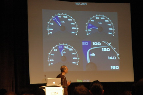 Alternativt design av speedometer, av Shoobe på flickr