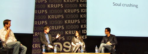 IDS09 Bloggers Panel