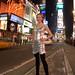 Sarah Austin Times Square