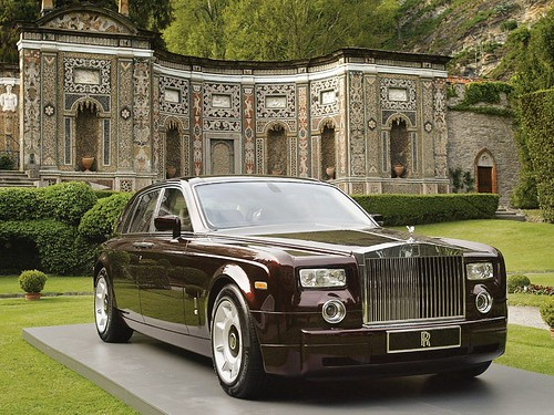 rolls royce phantom wallpaper. Rolls-Royce Phantom 2009