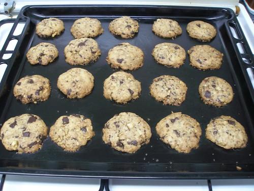 Cookies de Chocolate Caseras - 2