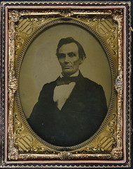 Abraham Lincoln (Smithsonian Institution) Tags: portrait tin president rustic photographs photograph frame lincoln ambrotype republican pict presidents abrahamlincoln 1858 1900s nationalportraitgallery smithsonianinstitution cased presidentabrahamlincoln unitedstatespresidents davidrosslocke williamjudkinsthomson decorativeframes