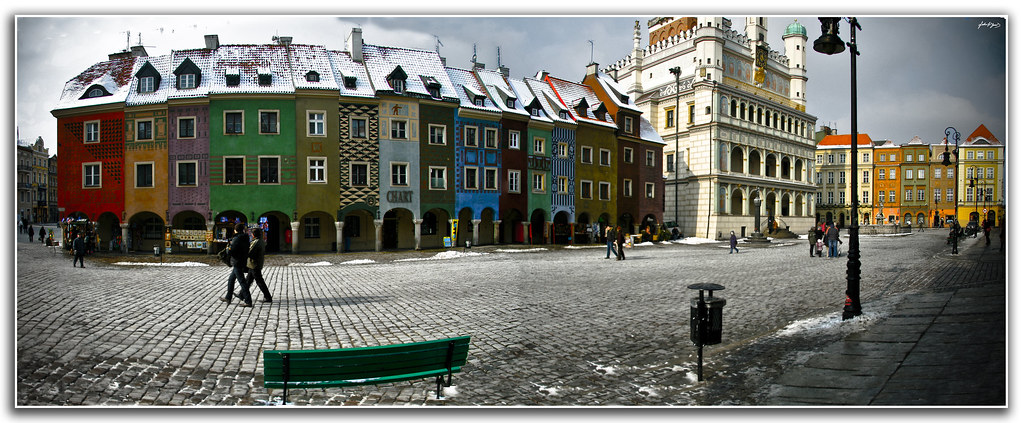 Panorámica Poznan