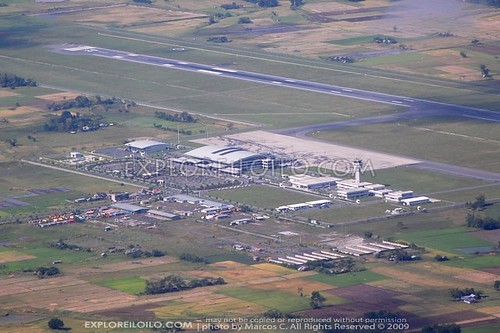Iloilo Airport reaches 1 million passenger arrivals in 2008