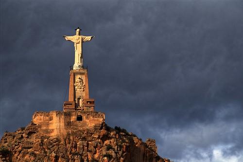 Cristo de Monteagudo ¡citad la fuente pls! por Pedro J Pacheco.