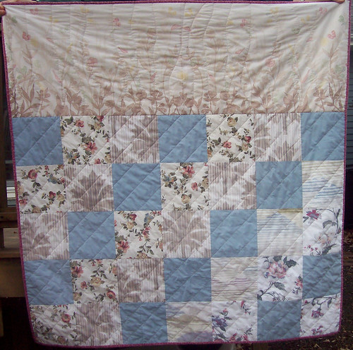 Pillow Case Quilt