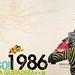 La Gustadera, G0! 1986. Dise