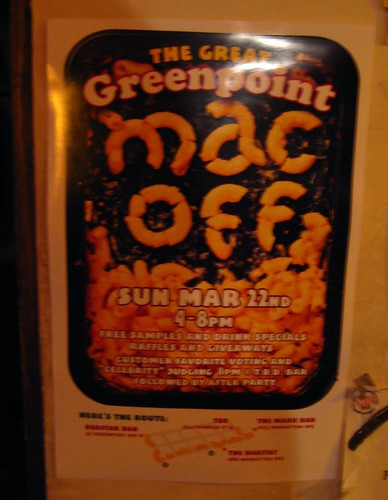 What! Greenpoint Mac Off?!