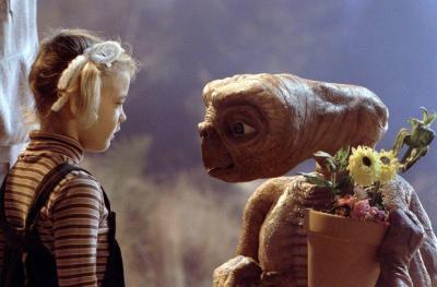 """Scene from """"E.T."""""""