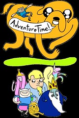 Adventure Time sidebar