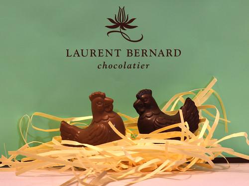 Chocolate hens (6cm)