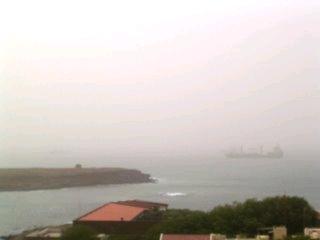 bruma seca em Cabo Verde