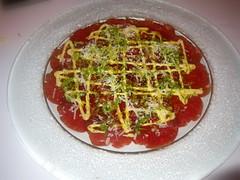 義式生牛肉沙拉
