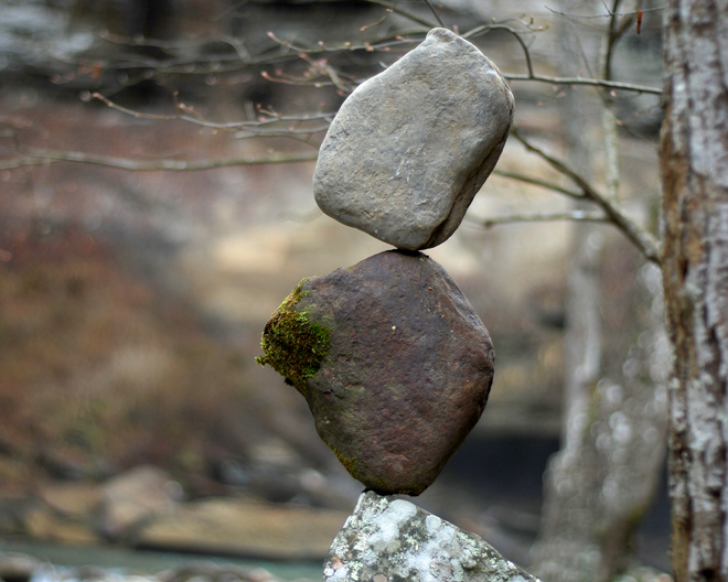 Rock balance 2