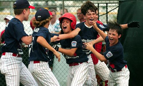 Dist18 Little League Baseball