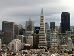 City from Coit Tower