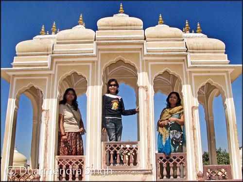 ( هوا محل ) قصر بالهند رائع 3446377033_6298acfc5
