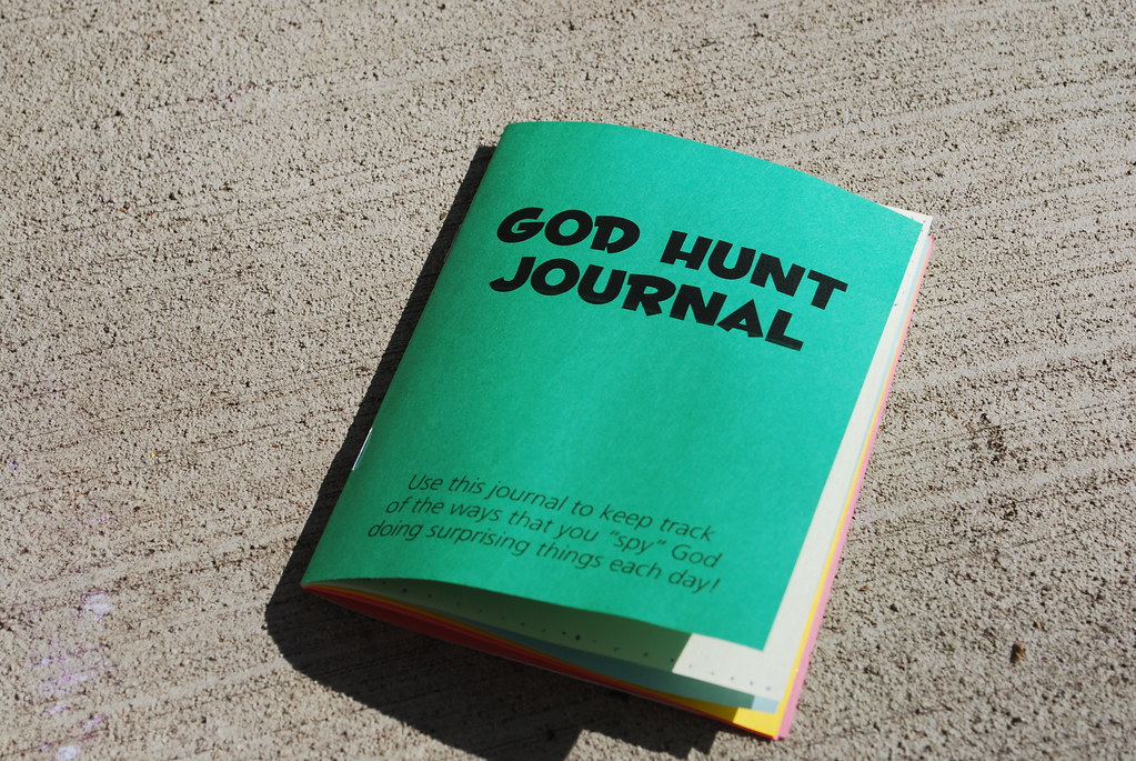 God Hunt Journal