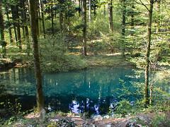 Ochiul Beiului (AragianMarko) Tags: lake aqua lac romania caras nera bei carst banat sonydscf828 jezero turcoaz beiului cheilenereibeusnita izbuc aragianmarko