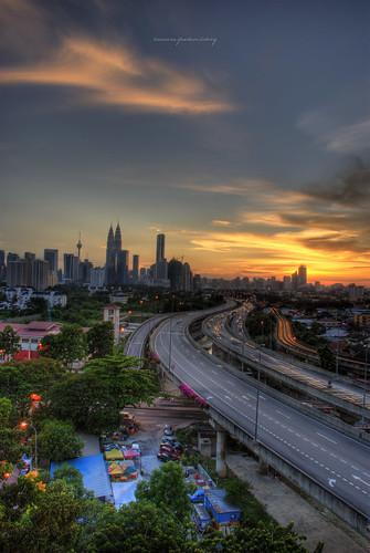 Kuala Lumpur # Sunset