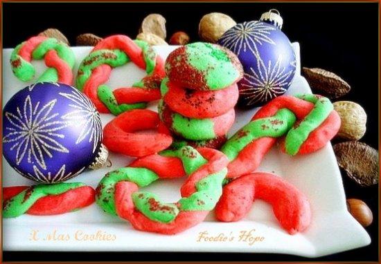 X Mas Cookies