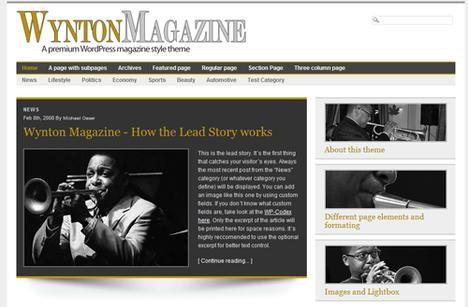Wynton Magazine